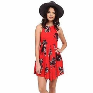 Free People Dresses - Free People Flutter by Skater dress, size 2, NWT